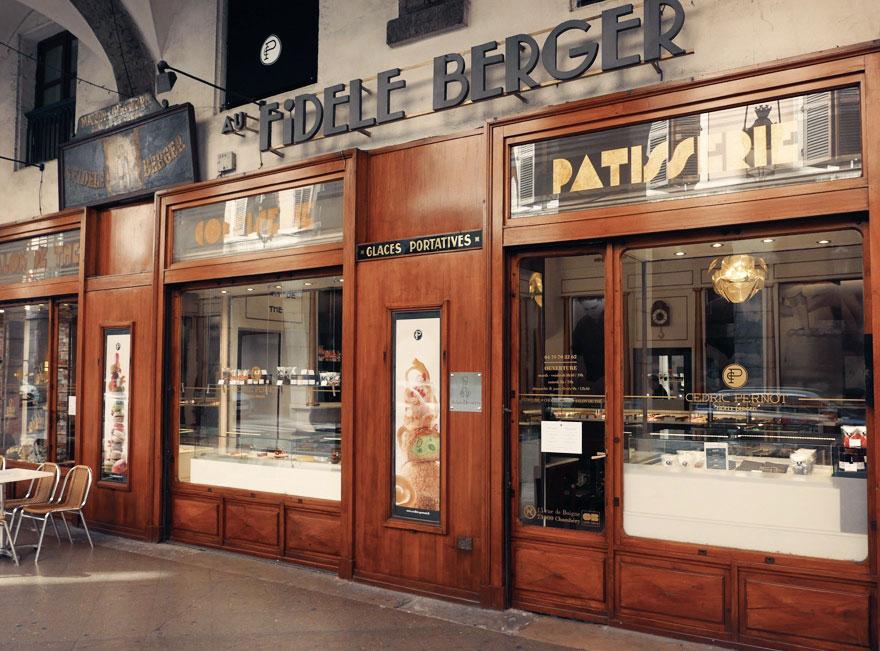Au Fidèle Berger - Chambéry - Savoie