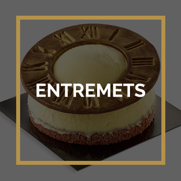 Entremets Cedric Pernot