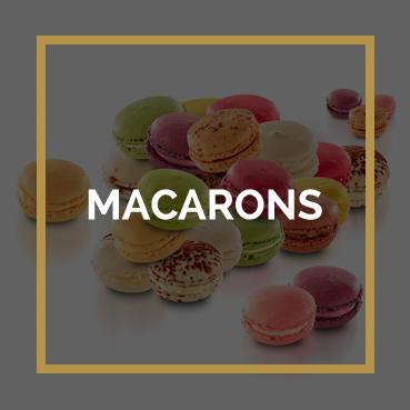 Macarons Cedric Pernot