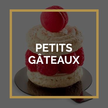 Petits Gâteaux Cedric Pernot
